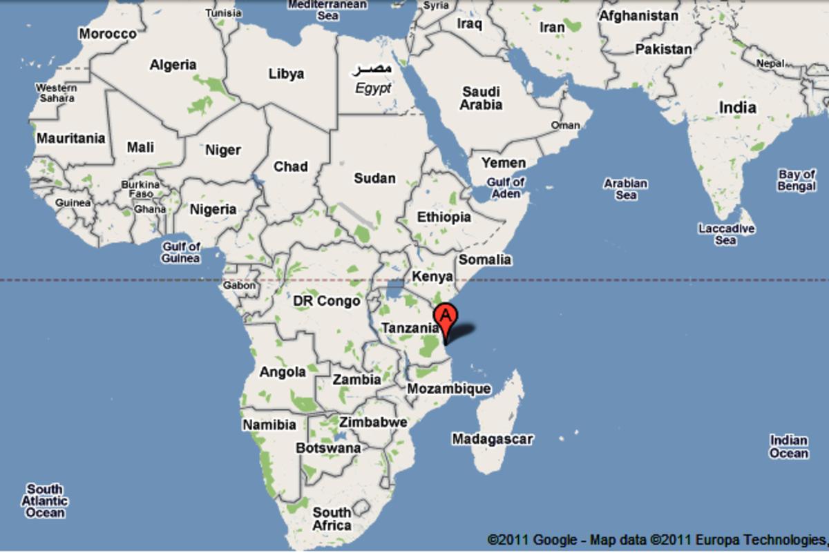 Kilwa Kisiwani: A World Heritage in Tanzania