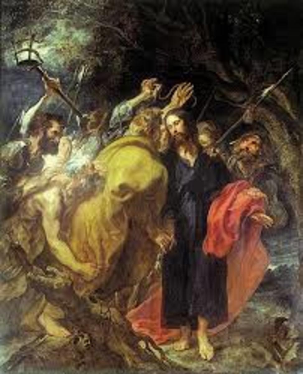 The Easter Story in Narrative