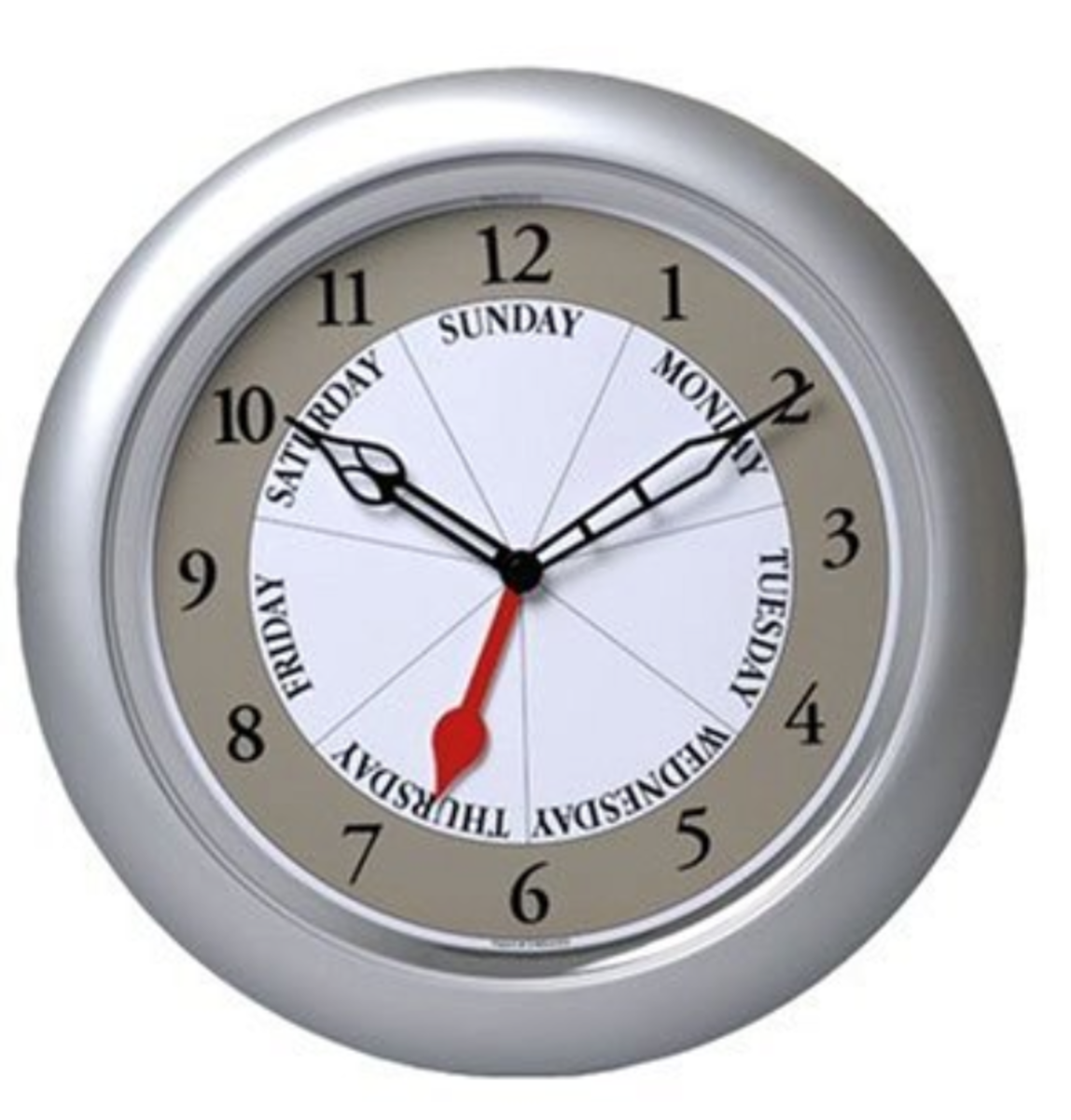 Click the link in the text to the left to see some incredible day clocks - including a few that are great for Alzheimer and dementia patients.