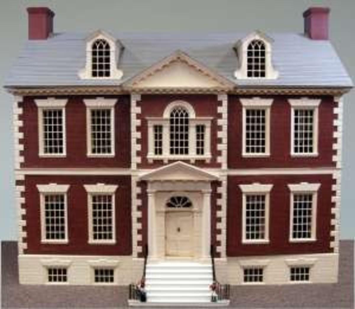Mount Pleasant Dollhouse
