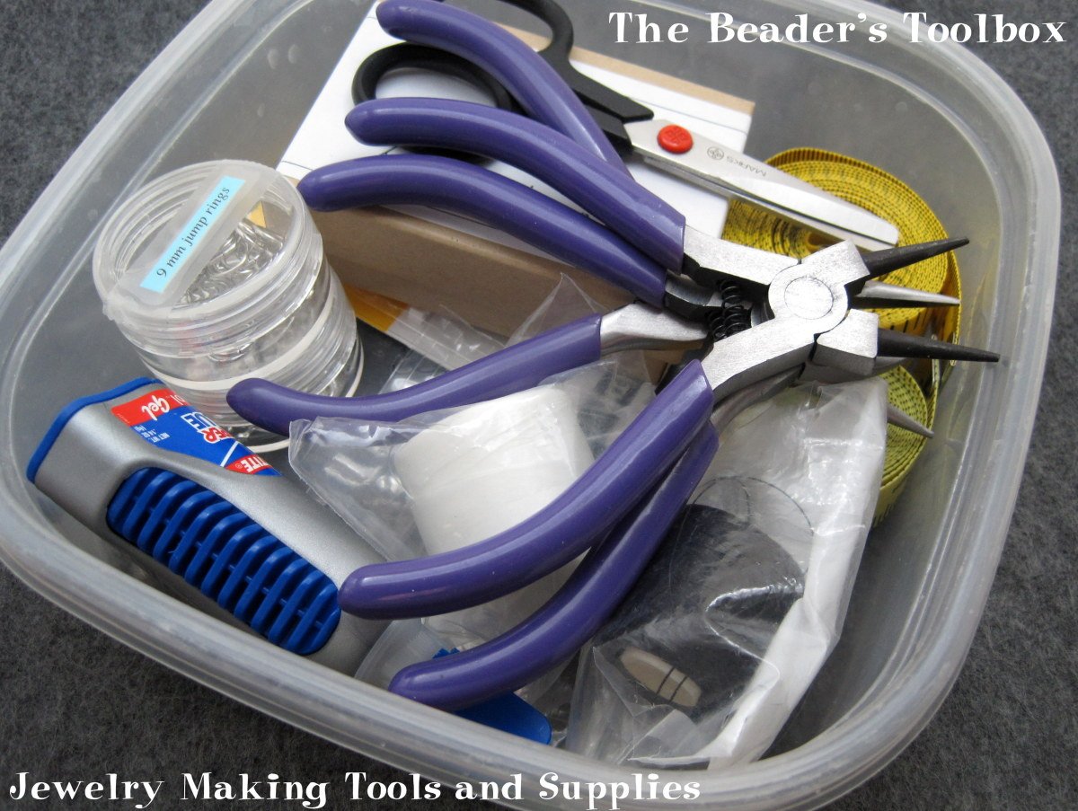 The Beader's Toolbox: Jewelry Making Tools and Supplies
