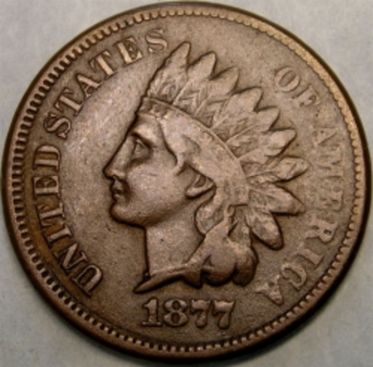 The Ultra Rare 1877 Indian Head Penny
