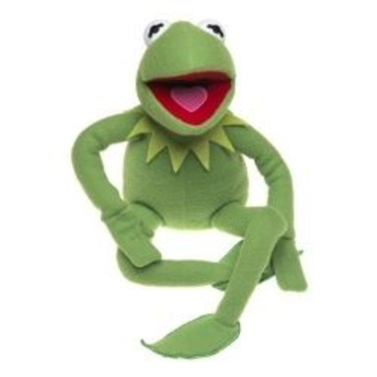 Kermit The Frog Plush