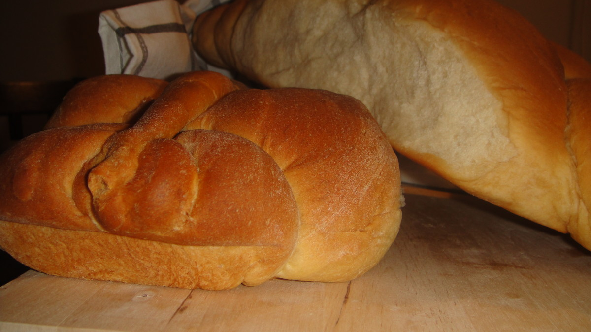 Homemade Guyanese Bread