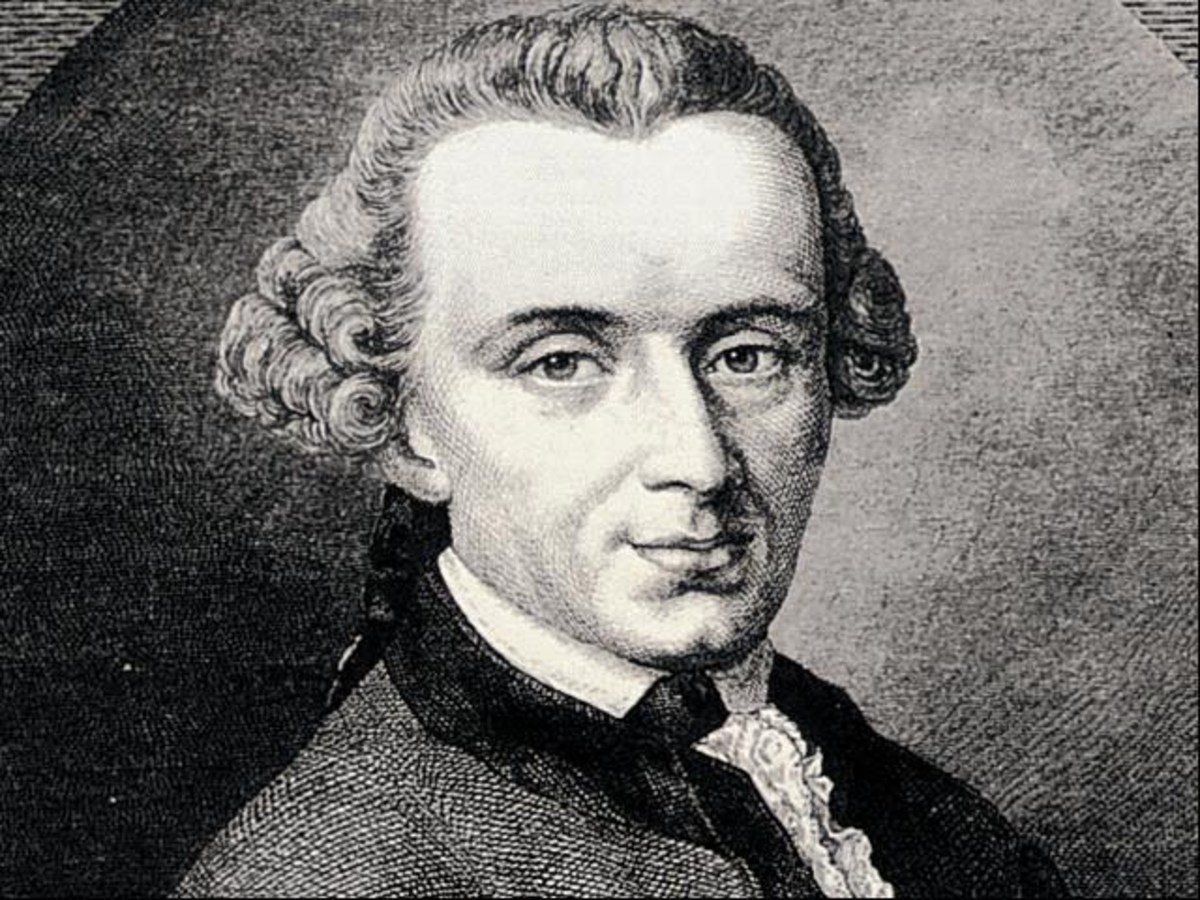 An Analysis of Immanuel Kant's