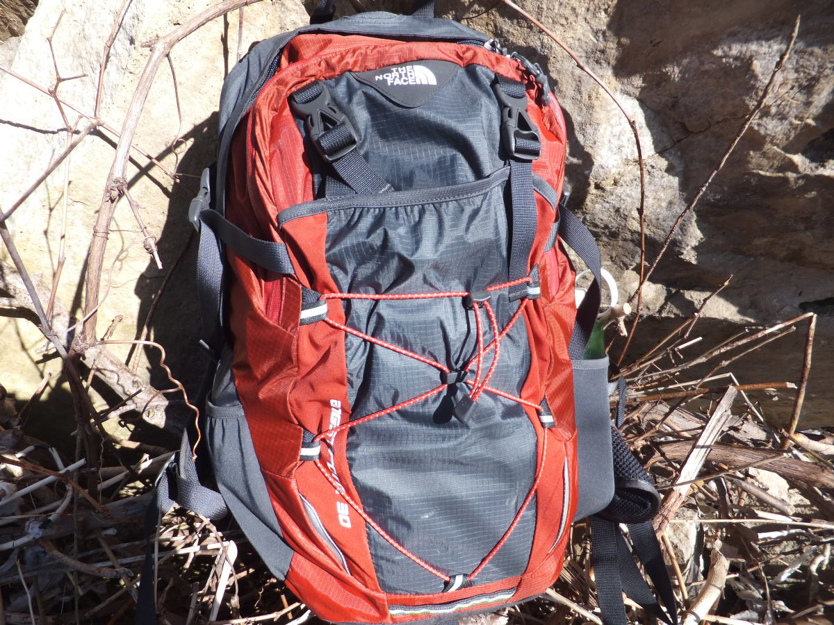 The Angstrom 30 backpack from The North Face