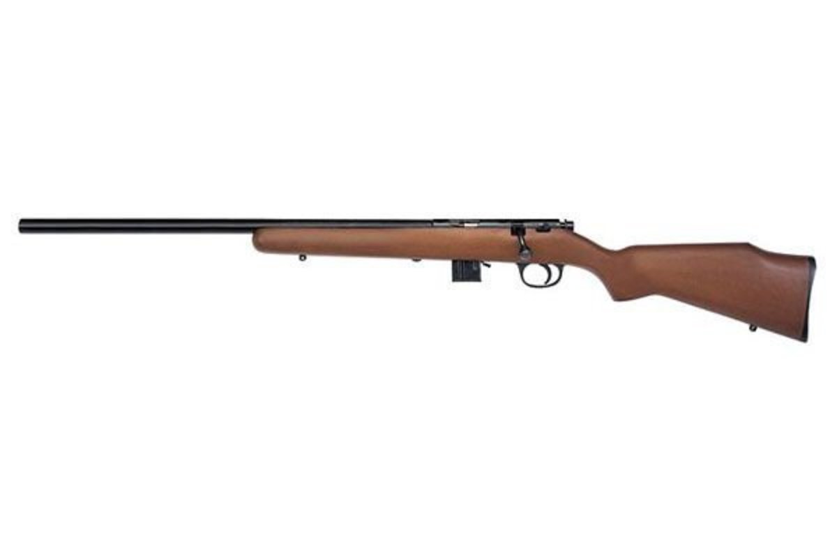 Review:  Marlin 917V .17 HMR Rifle