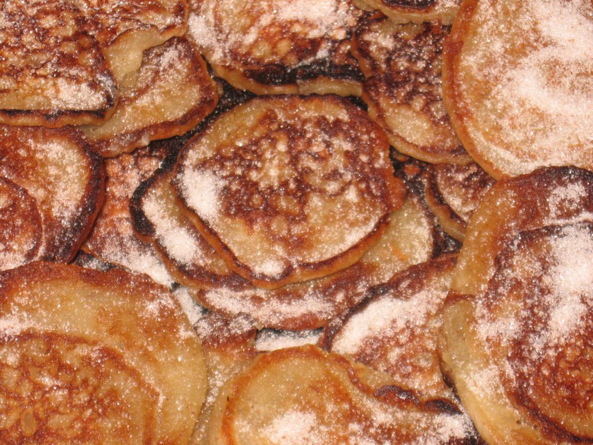Jamaican Banana Fritters Recipe