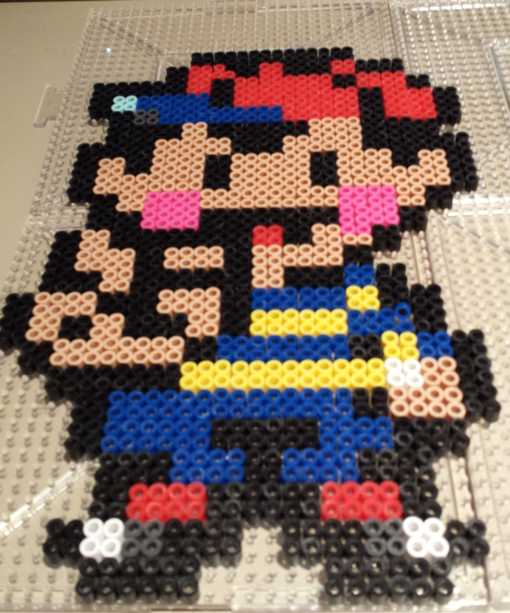 Ness Perler ready for the next step.