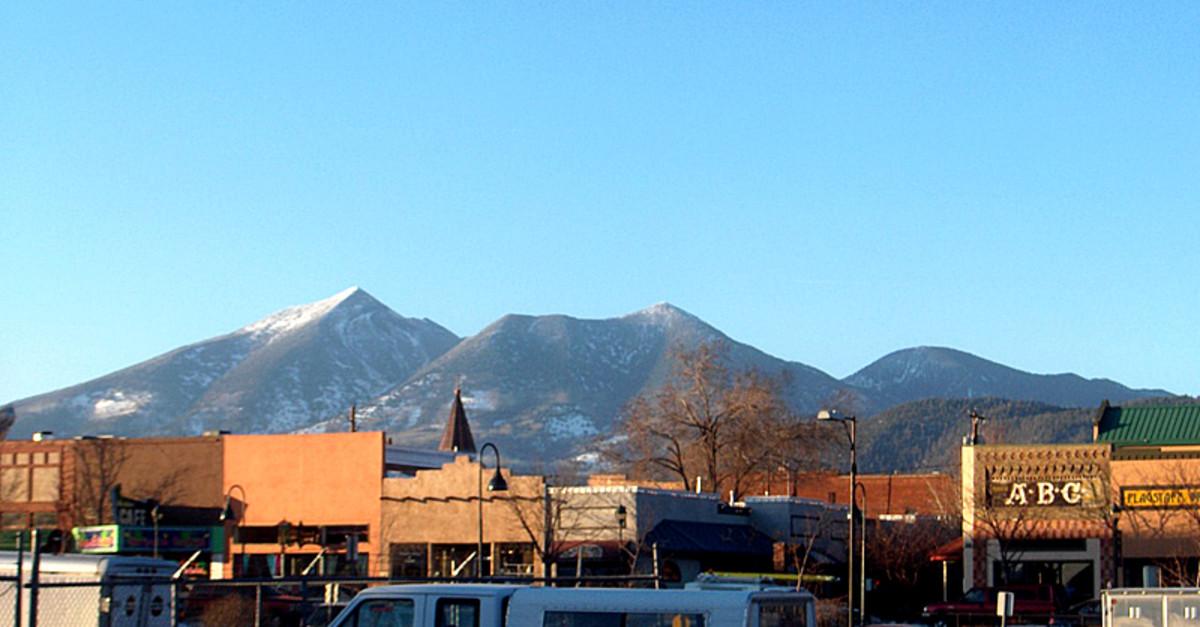 Downtown Flagstaff, Arizona