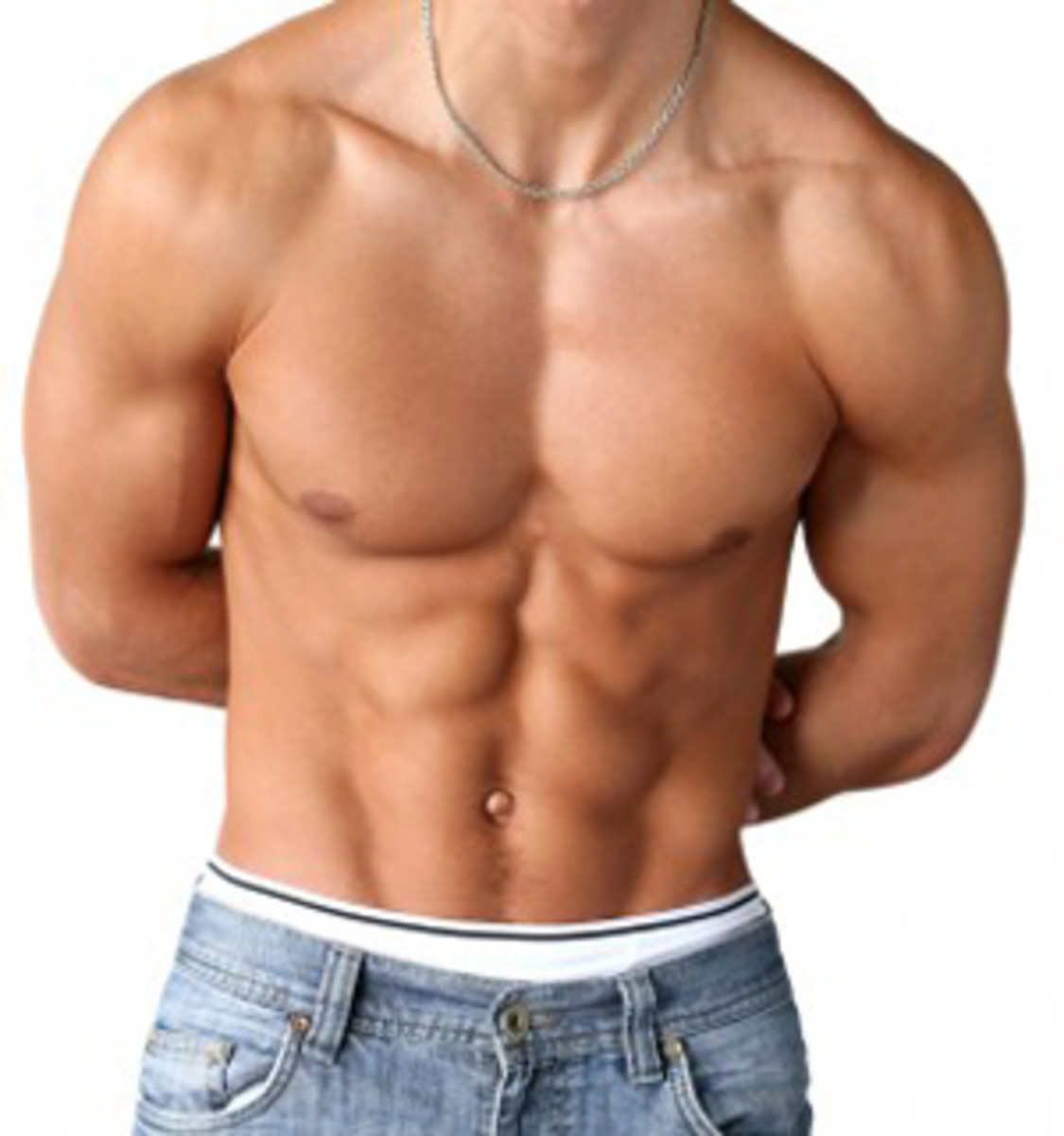 It is not as hard as you think to look like this and build muscle without weights.