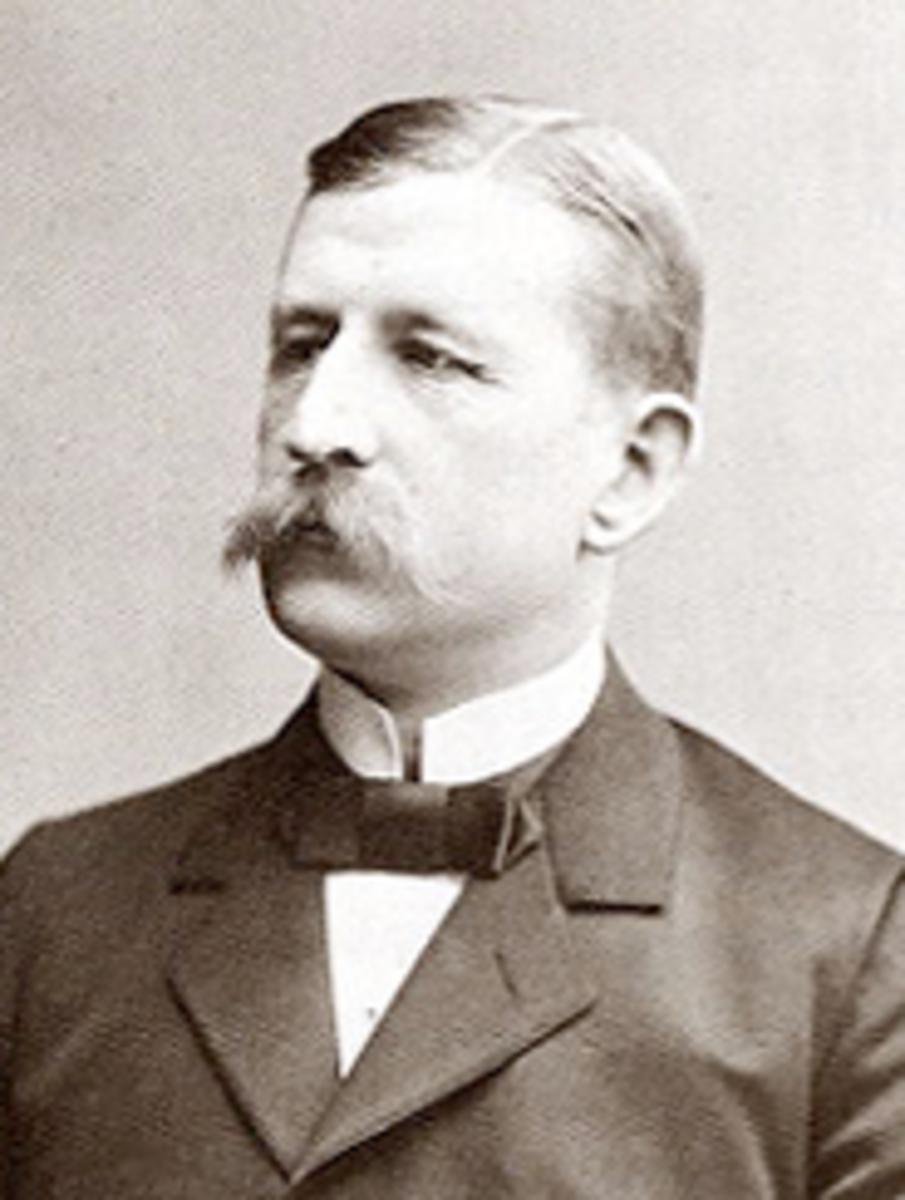 S.A. Andree.  Image courtesy Wikipedia.