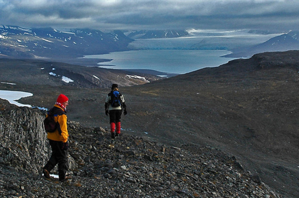 Svalbard today. Image credit:  http://www.flickr.com/photos/aliasgrace/ / CC BY-NC-SA 2.0