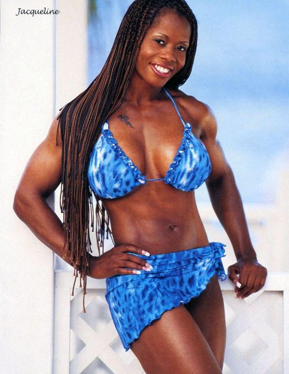 Jacqueline (Jacqueline Moore) - WWE Divas