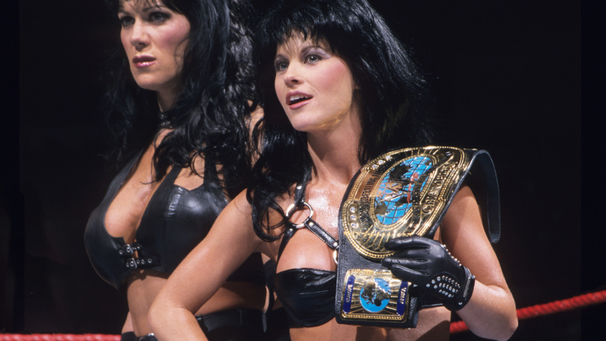 Miss Kitty and Chyna