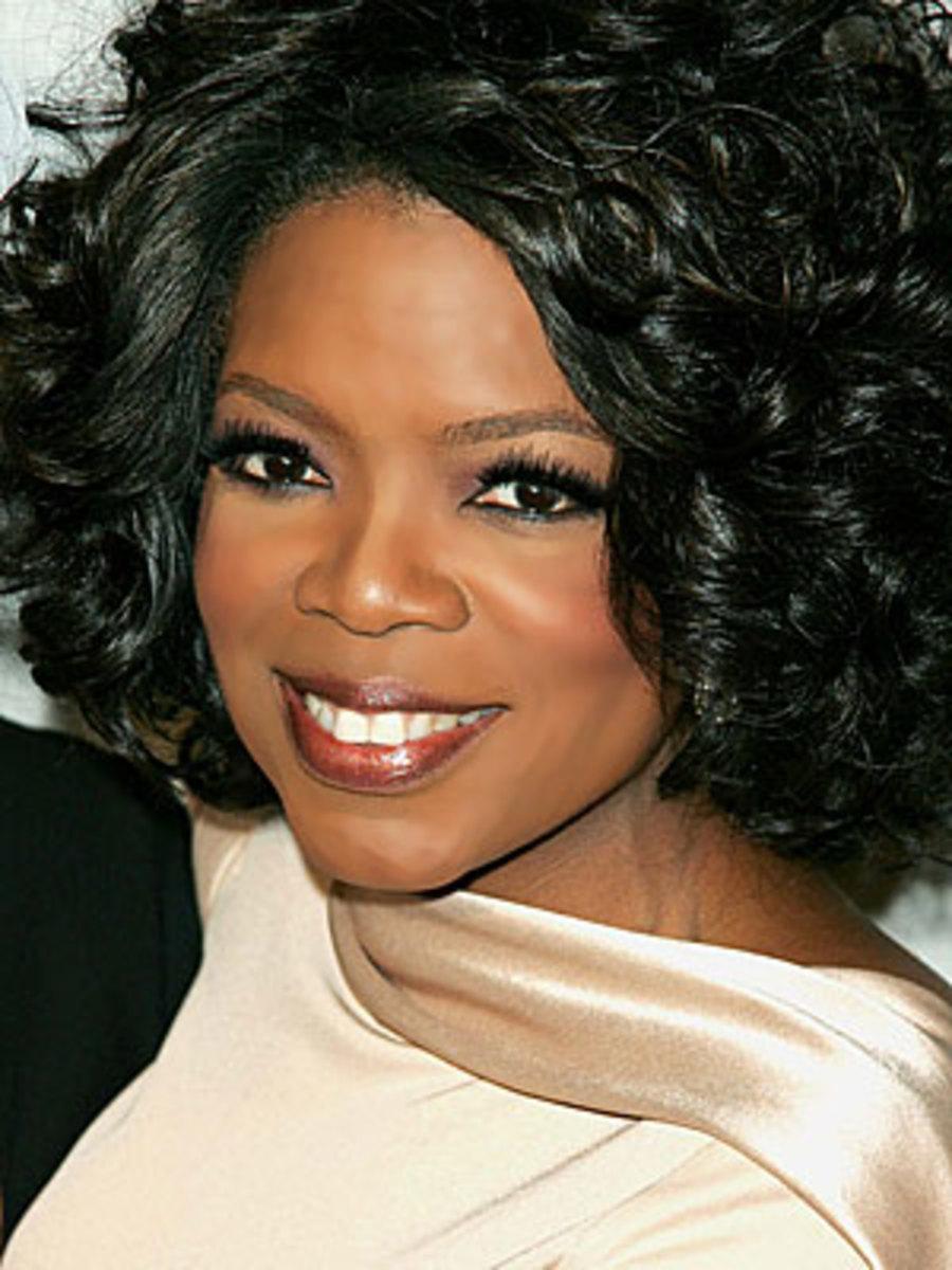 Oprah Winfrey, an Example of the Modern Zeitgeist?