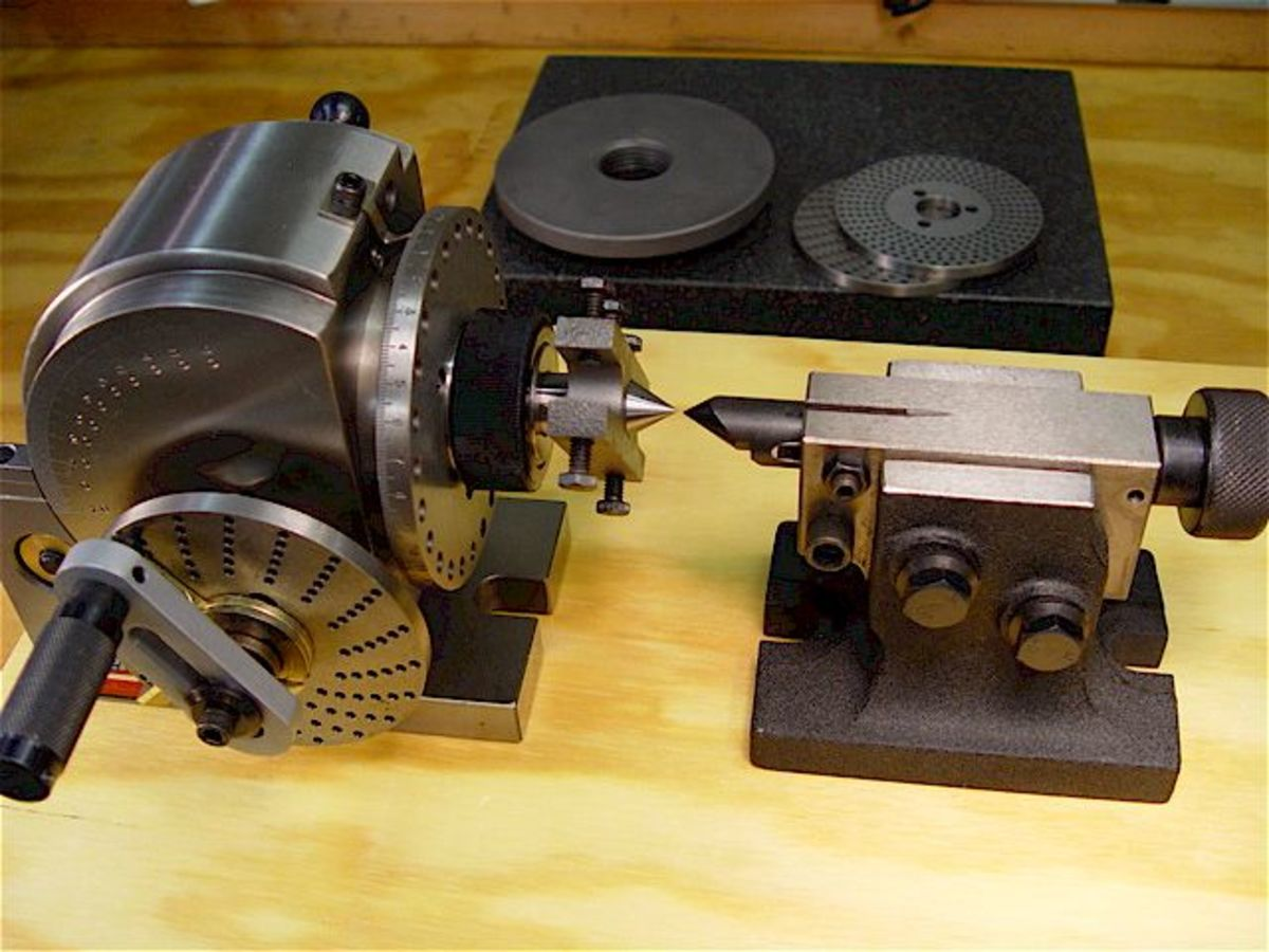 Milling Machine Attachments and Accessories