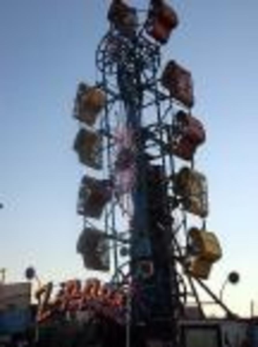 Zipper Cone at Coney Island