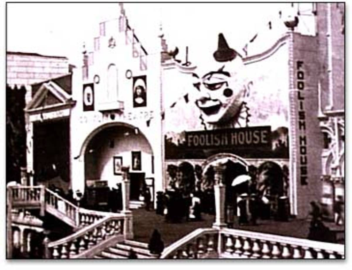 Fun House on the Midway