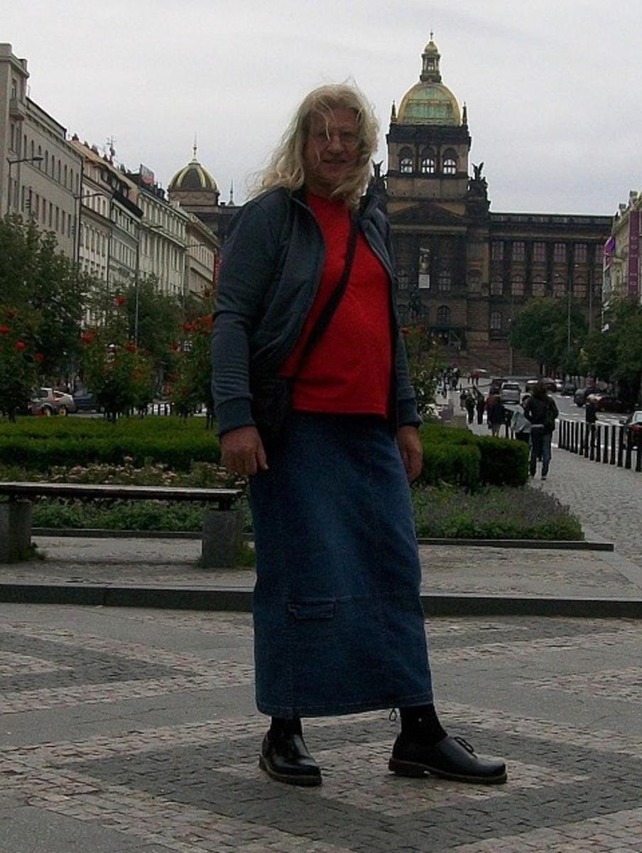 all in jeans, Muzeum Praha