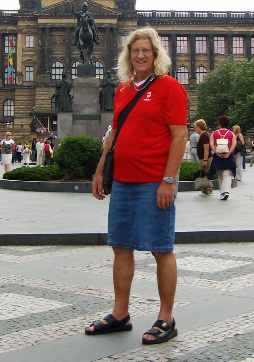 Wentzels Square, Praha