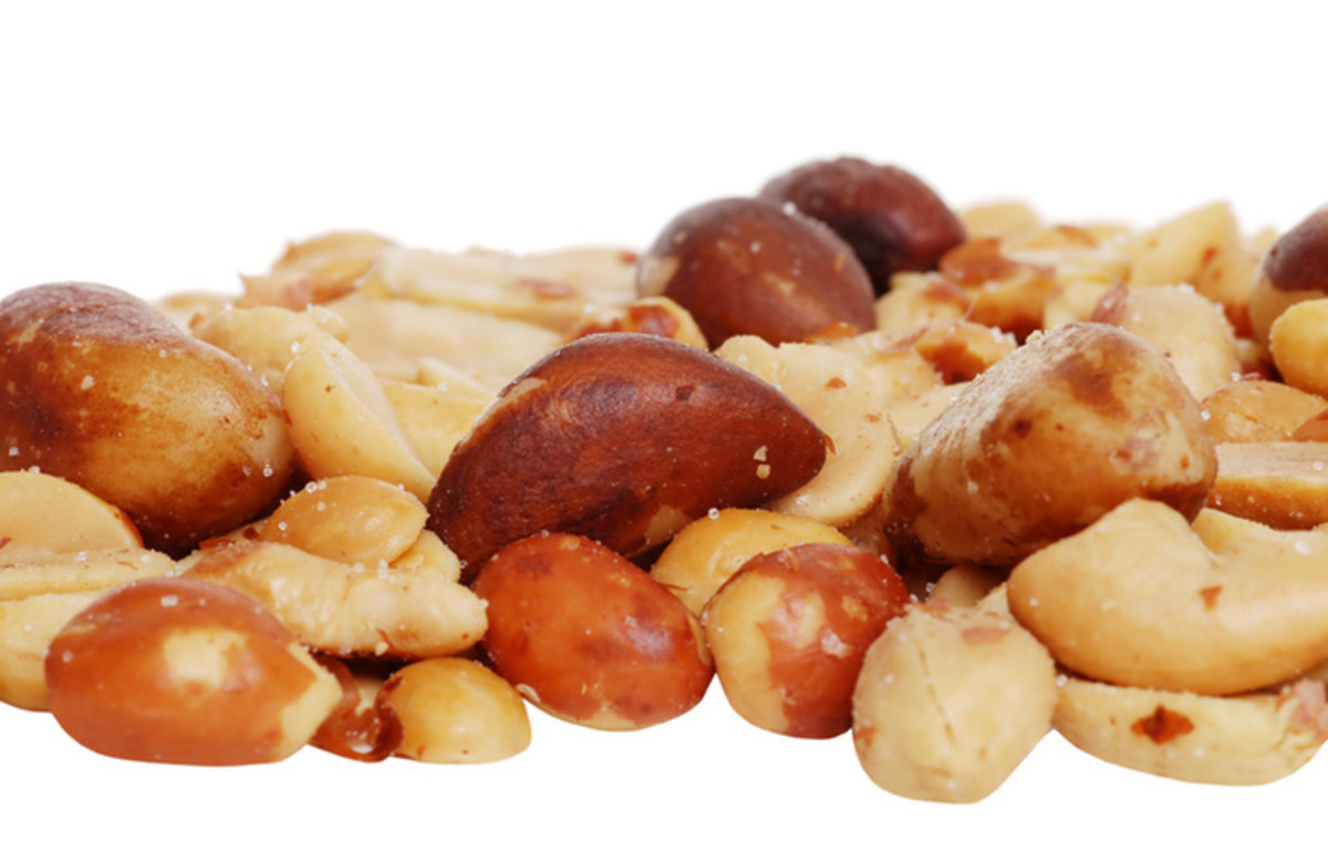How Many Different Types of Nuts are There?