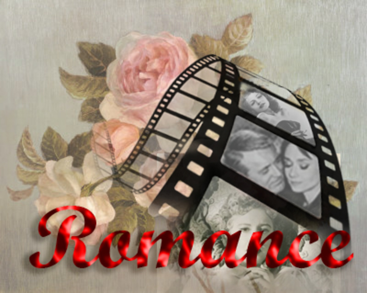 Romance: Best Ten All-Time Great Romantic Movies of the 20th Century