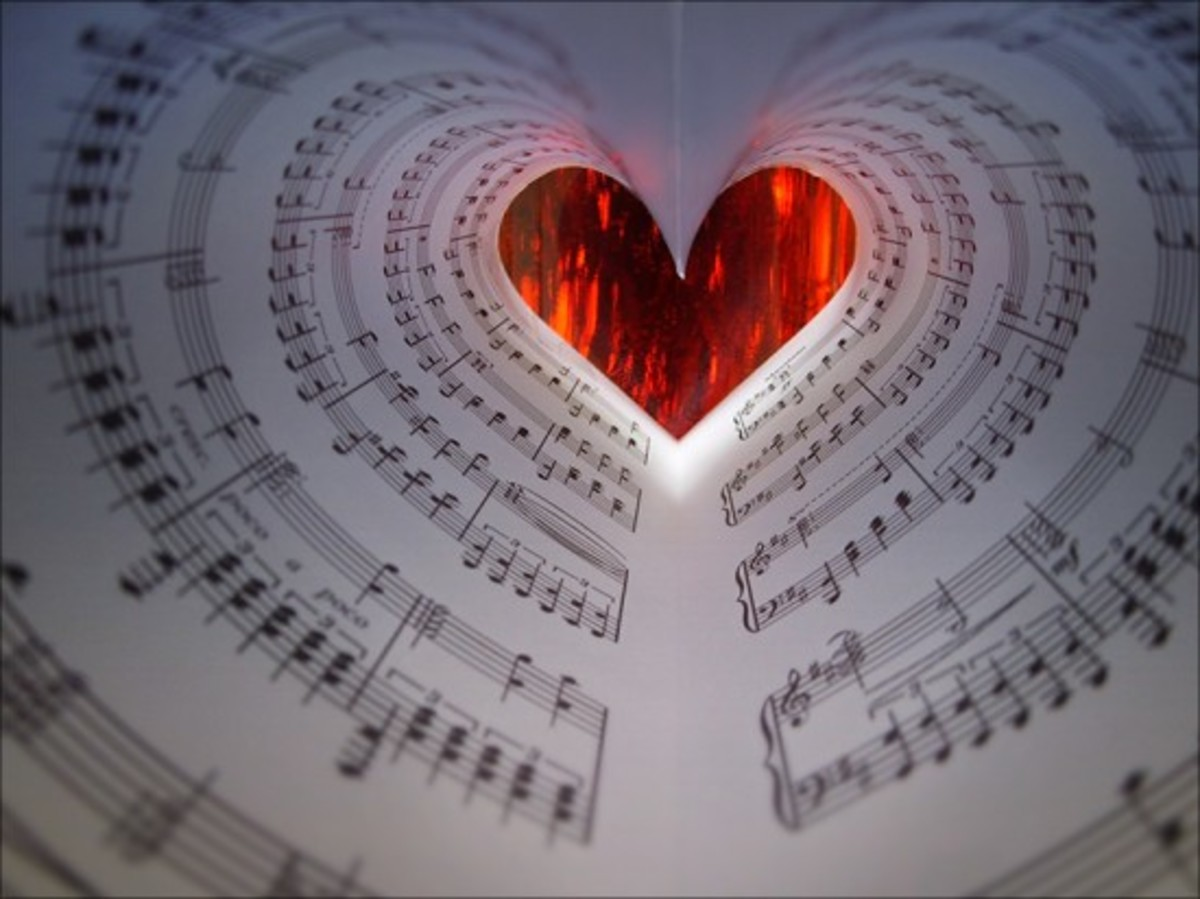 Bringing Back the Romance: Romantic Love Songs