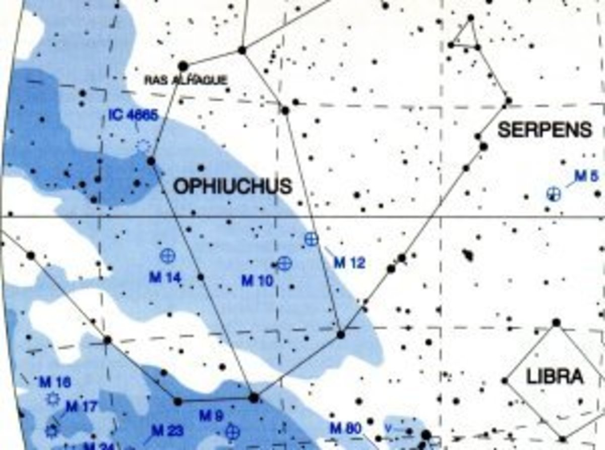 Ophiuchus, the Lost Sign of the Zodiac