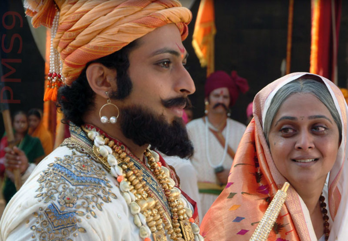 Raja Shivchatrapati (Shivaji)