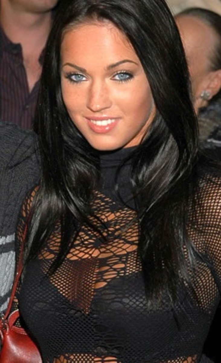 Sexy Megan Fox Photo Gallery