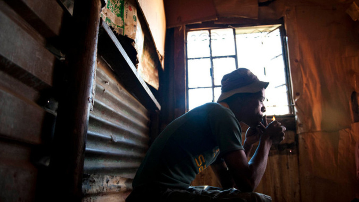 """South Africa worst drug – """"This thing is killing us"""" (Nyaope addict)"""