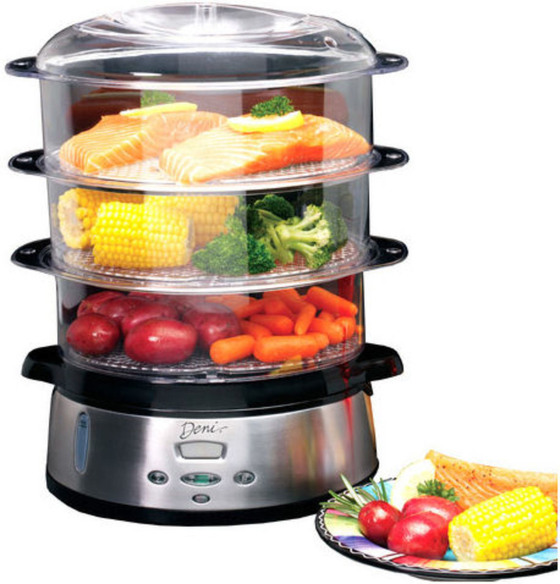 Why Buy an Electric Vegetable Steamer for your Food?