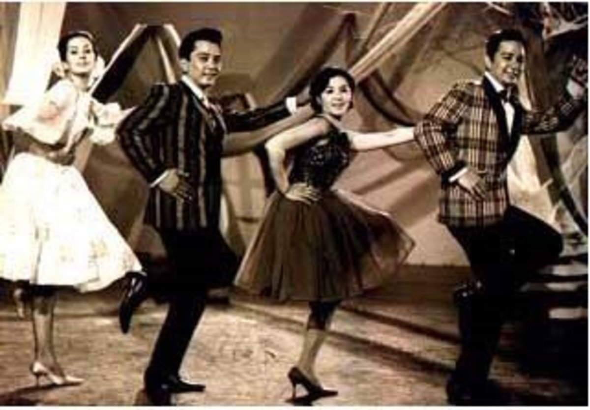 Huwag Kang Sumingit, 1966, Kayumanggi Production, Nida Blanca and Nestor de Villa