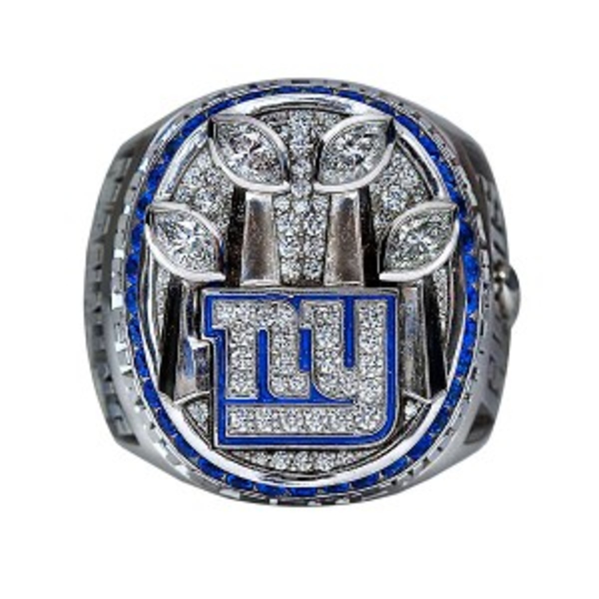 XLVI Super Bowl NFL Ring - New York Giants 2012