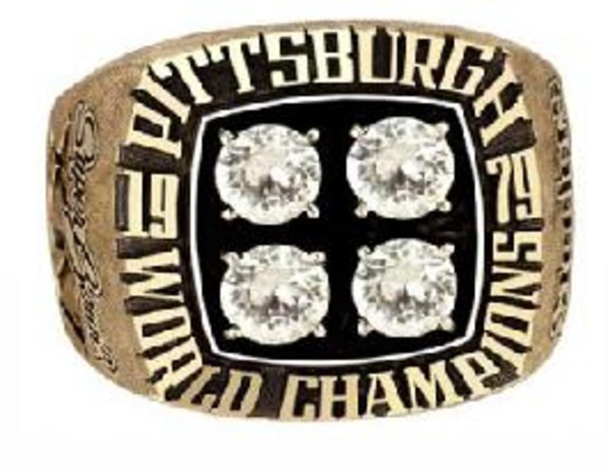 XIV Pittsburgh Steelers Super Bowl Ring 1979