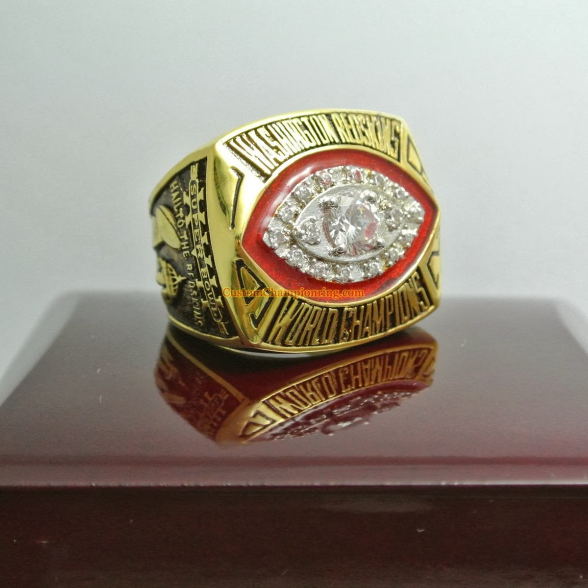 XVI - San Francisco 49er's NFL Super Bowl Ring 1982