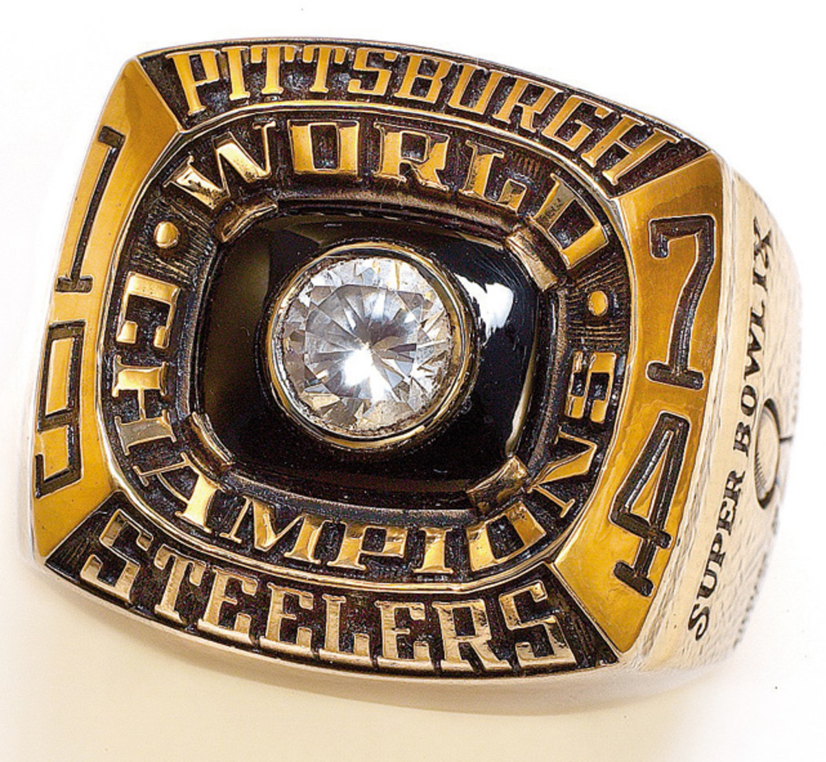 IX Super Bowl NFL Ring - Pittsburgh Steelers 1974
