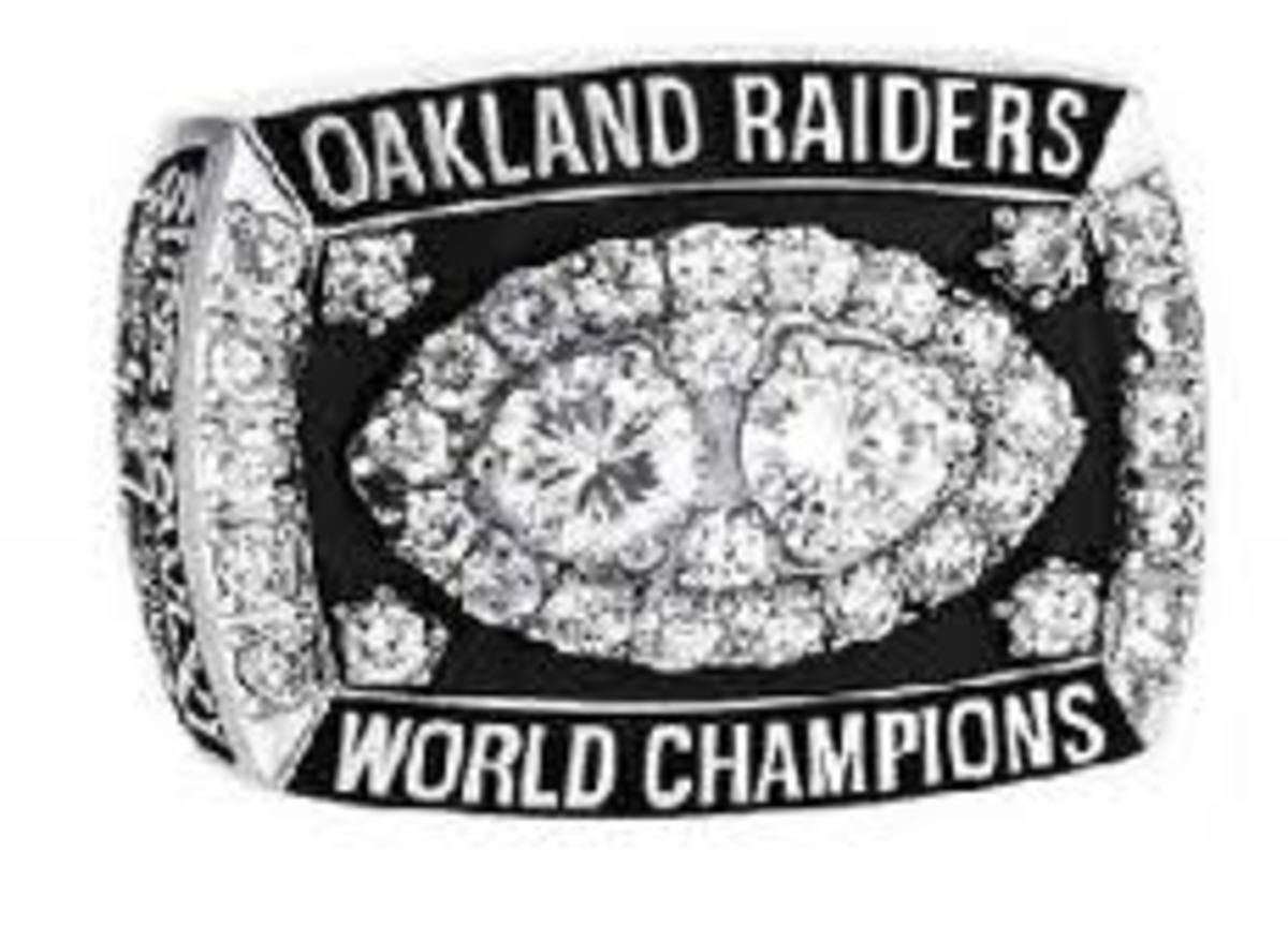 XV Oakland Raiders 1981