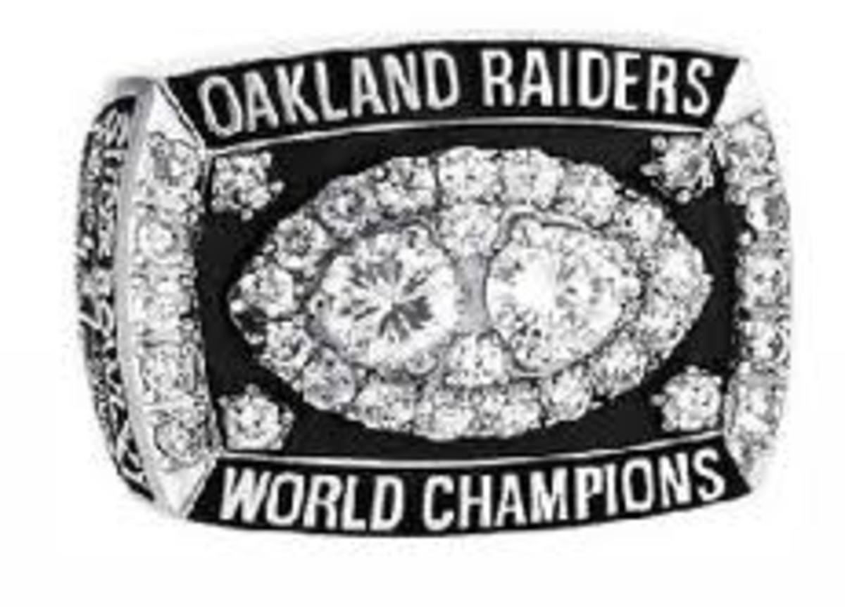 XV Oakland Raiders 1981