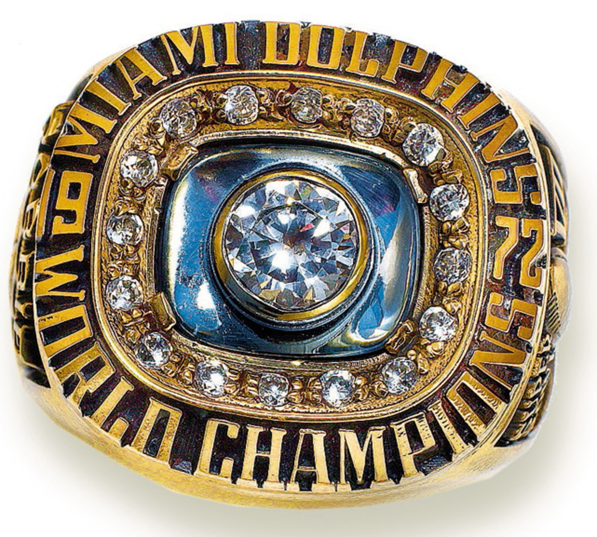 1972 VII Super Bowl NFL Ring - Miami Dolphins