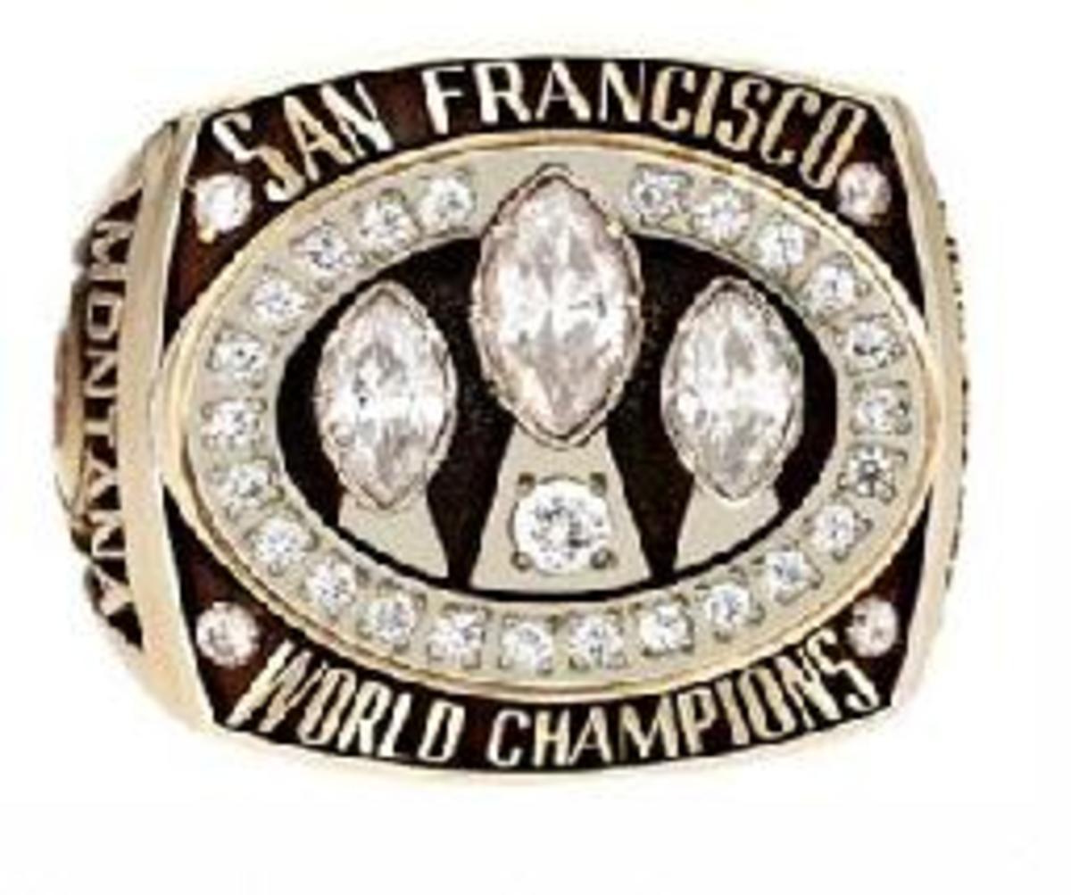 XXIII San Francisco 49ers 1989