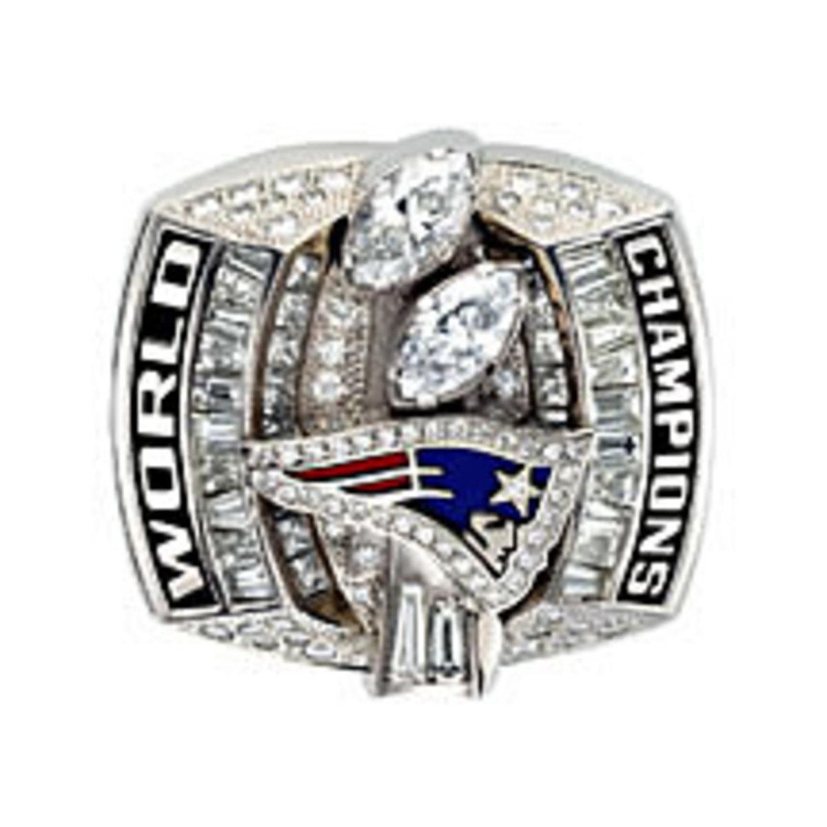 XXXVIII New England Patriots 2004