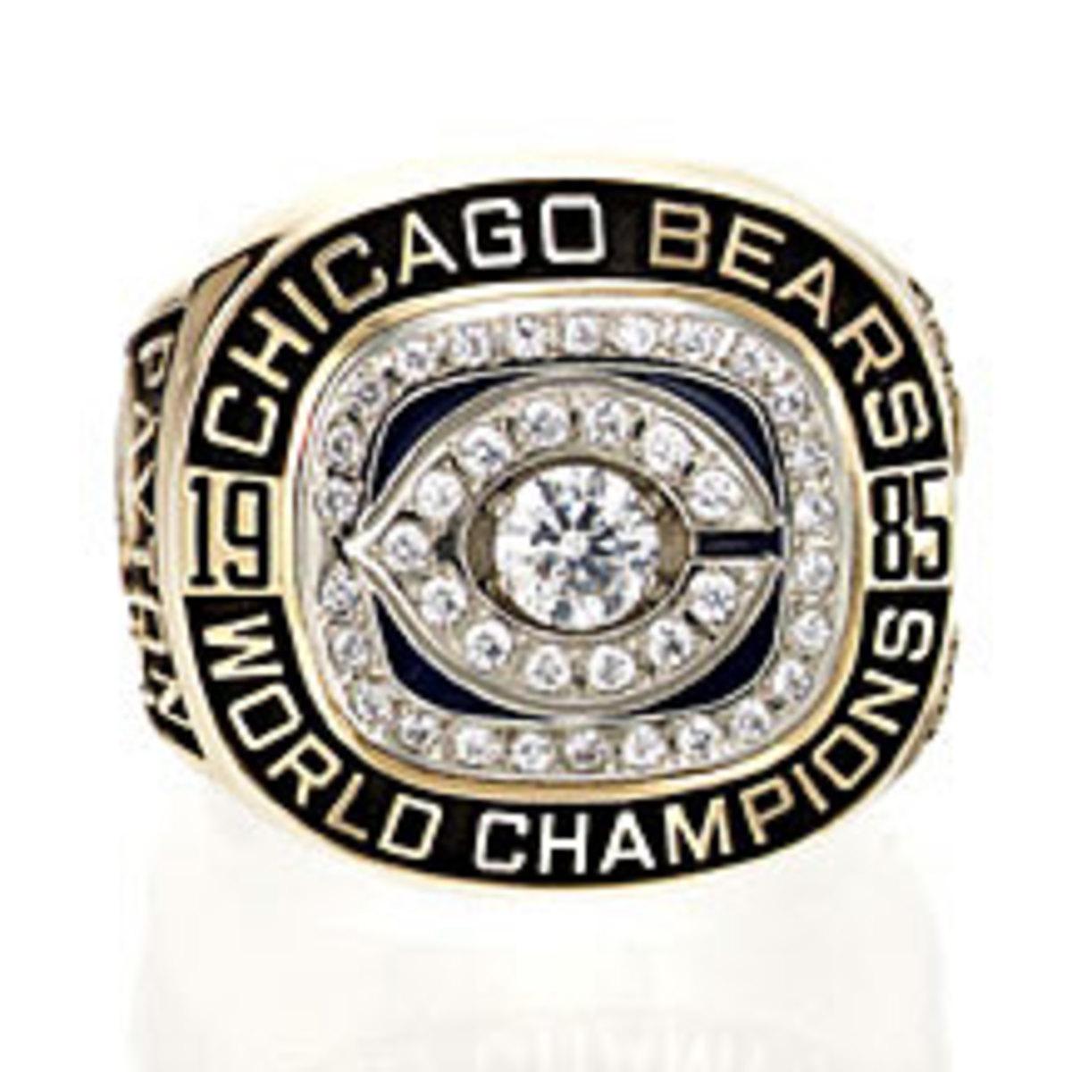 XX - Chicago Bears 1986