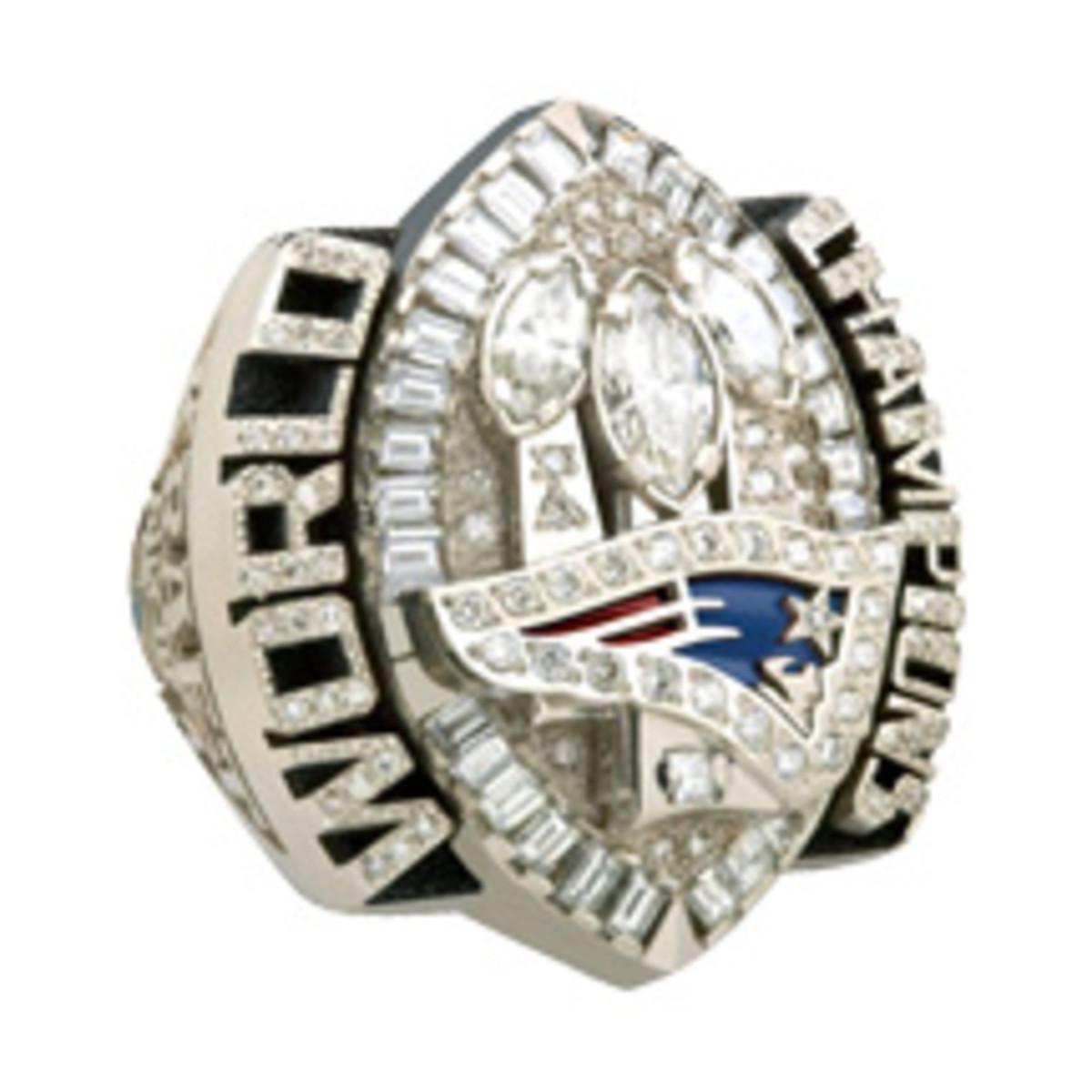 XXXIX New England Patriots 2004