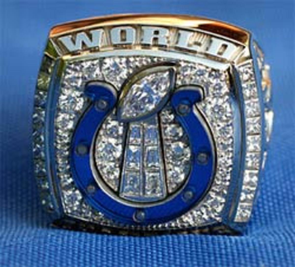 XLI Indianapolis Colts 2007