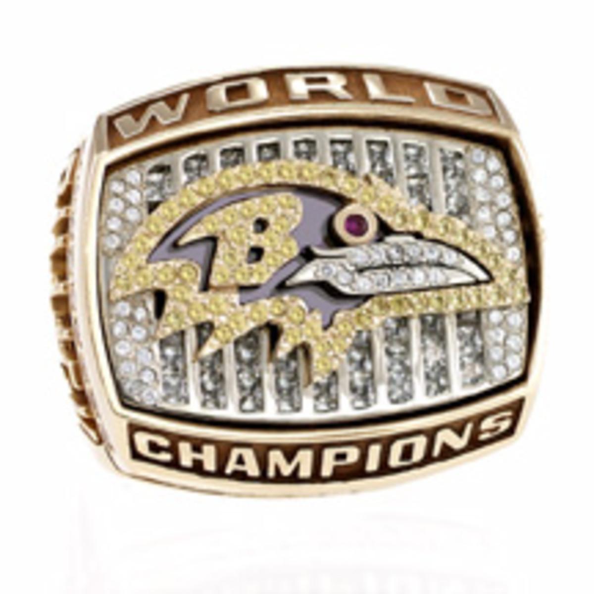 XXXV Baltimore Ravens 2001