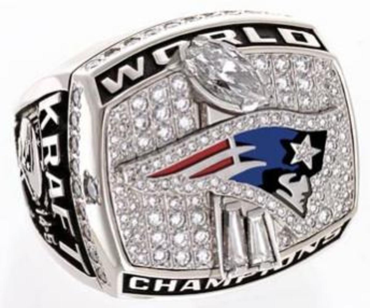 XXXVI New England Patriots 2002