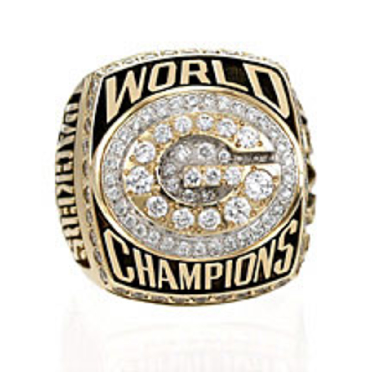 XXXI - Green Bay Packers 1997