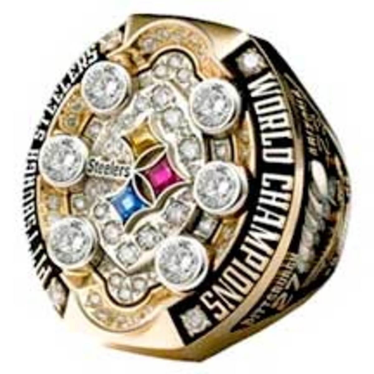 XLIII Pittsburg Steelers 2009